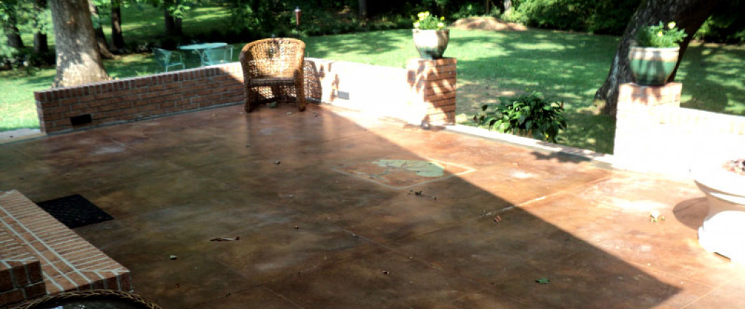Custom Built Patios